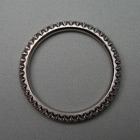 Nr. 172, 950/000 Platin, 54 Brillanten TW/LPR (1,1 mm, 0,34 ct), Fishtail